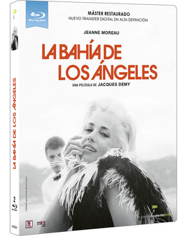 La Bahía de los Ángeles Blu-ray