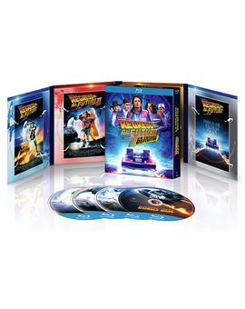 Trilogía Regreso al Futuro - Edición 35º Aniversario Blu-ray