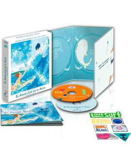 El Amor está en el Agua - Edición Coleccionista Blu-ray