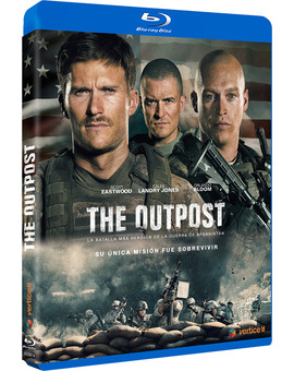 The Outpost Blu-ray
