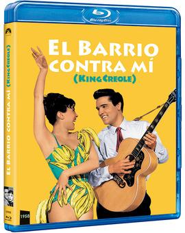 El Barrio contra Mí Blu-ray