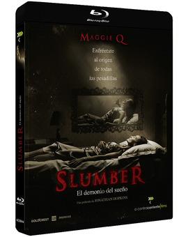 Slumber. El Demonio del Sueño Blu-ray