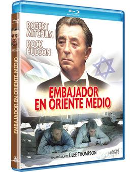 Embajador en Oriente Medio Blu-ray