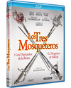 Pack Los Tres Mosqueteros Blu-ray