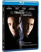 El Truco Final (El Prestigio) Blu-ray