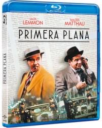 Primera Plana Blu-ray