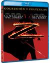 Pack La Máscara del Zorro + La Leyenda del Zorro Blu-ray