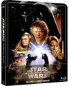 Star Wars: La Venganza de los Sith - Edición Metálica Blu-ray