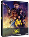 Han Solo: Una Historia de Star Wars - Edición Metálica Blu-ray