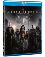 La Liga de la Justicia de Zack Snyder Blu-ray