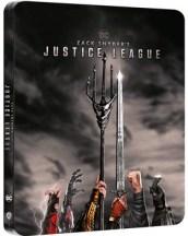 La Liga de la Justicia de Zack Snyder - Edición Metálica Ultra HD Blu-ray