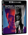 Batman v Superman: El Amanecer de la Justicia - Ultimate Edition Remasterizada Ultra HD Blu-ray