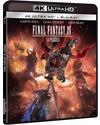 Final Fantasy XV: La Película Ultra HD Blu-ray
