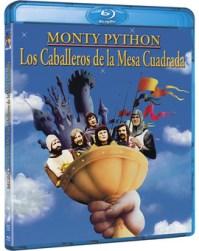 Monty Python: Los Caballeros de la Mesa Cuadrada Blu-ray
