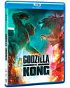 Godzilla vs. Kong Blu-ray