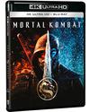 Mortal Kombat Ultra HD Blu-ray