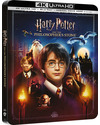 Harry Potter y la Piedra Filosofal - Magical Movie Mode (Edición Metálica) Ultra HD Blu-ray