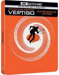 Vértigo - Edición Metálica Ultra HD Blu-ray