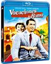 Vacaciones en Roma Blu-ray