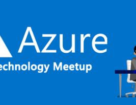 İlk MeetUp Microsoft Azure, tarihi sen belirle!