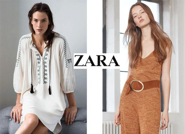 Moda mujer Zara
