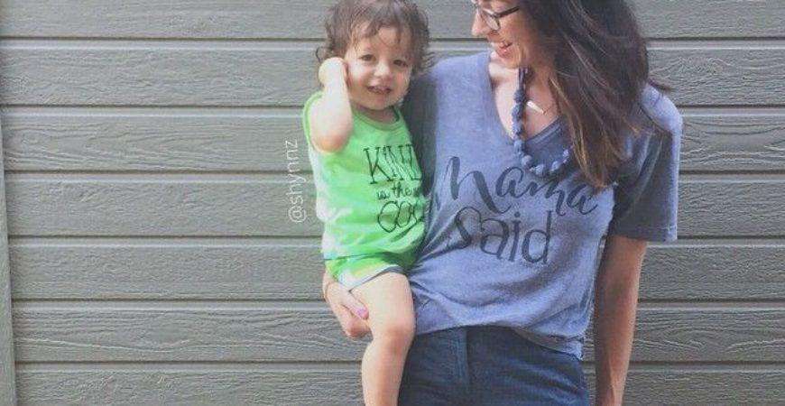 What We Wore: Mama + Mini Style
