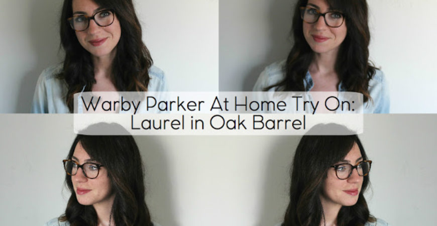 Warby Parker's At Home Try On Program #2