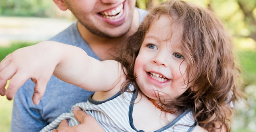 """A Dad's Thoughts on Fatherhood: """"It's All Worth It"""""""