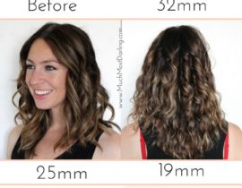 Bombay Hair's 5-in-1 Curling Wand