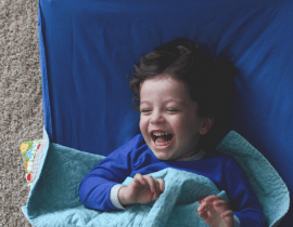 Tips for getting your toddler to sleep while traveling