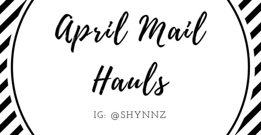 April Mail Hauls