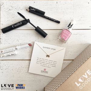 love goodly subscription box service for stylish, eco-friendly, vegan, and cruelty-free beauty, skincare, lifestyle and wellness products
