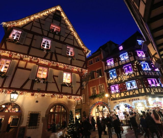 Christmas City Breaks Europe Colmar