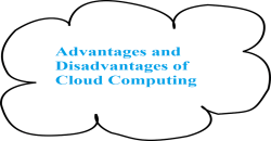 cloud computing advantages and disadvantages