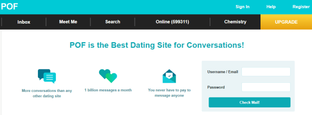 plenty more fish dating site reviews