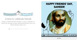 HAPPY FRIENDS' DAY
