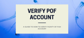 How To Verify Your Plenty Of Fish (POF) Account