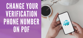How To Change Your Verification Phone Number On POF
