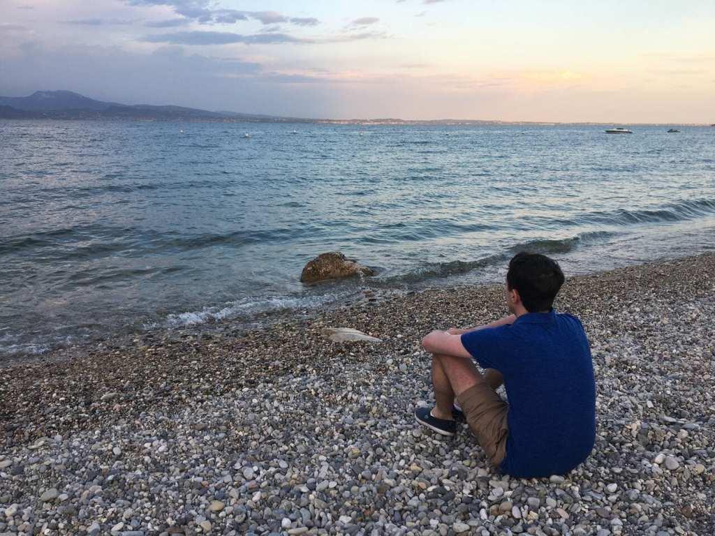 David - Lake Garda