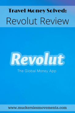 Travel Money Solved: Revolut Review
