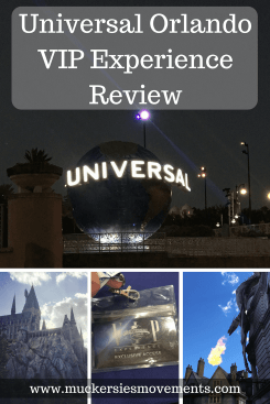 Universal Orlando VIP Experience - Review