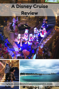 A Disney Cruise Review