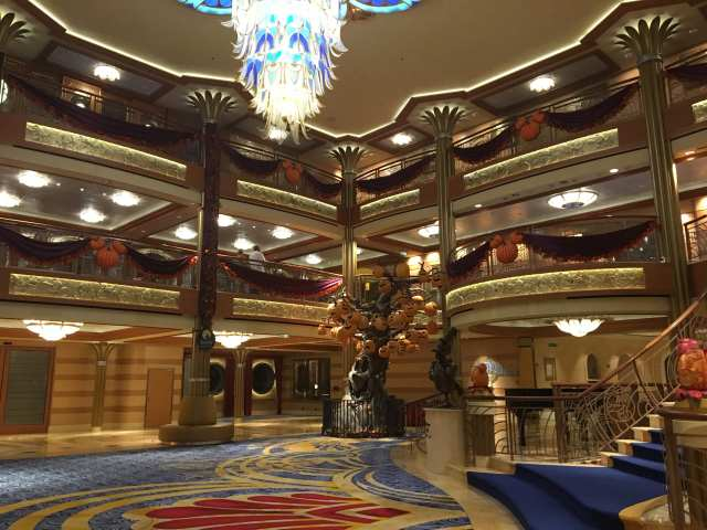 Disney Dream Foyer