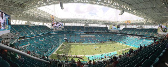 Hard Rock Stadium, Miami Dolphins