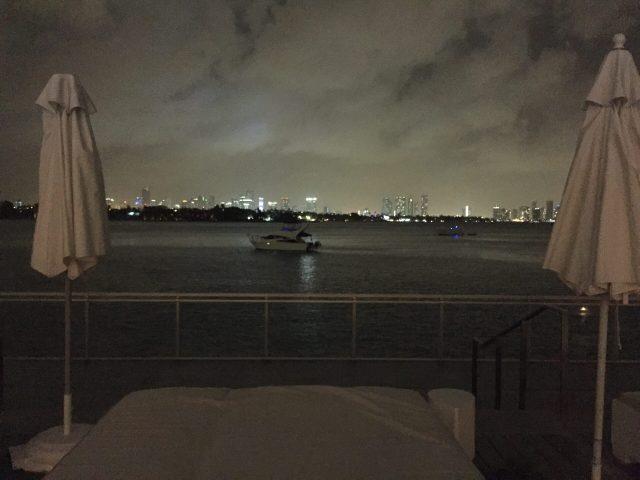 Outside Area, Mondrian South Beach