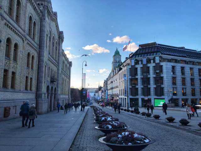 Oslo City Centre