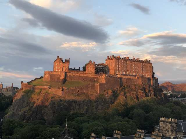 Free Edinburgh Activities - Castle