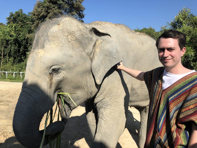 Chiang Mai Elephant Jungle Sanctuary