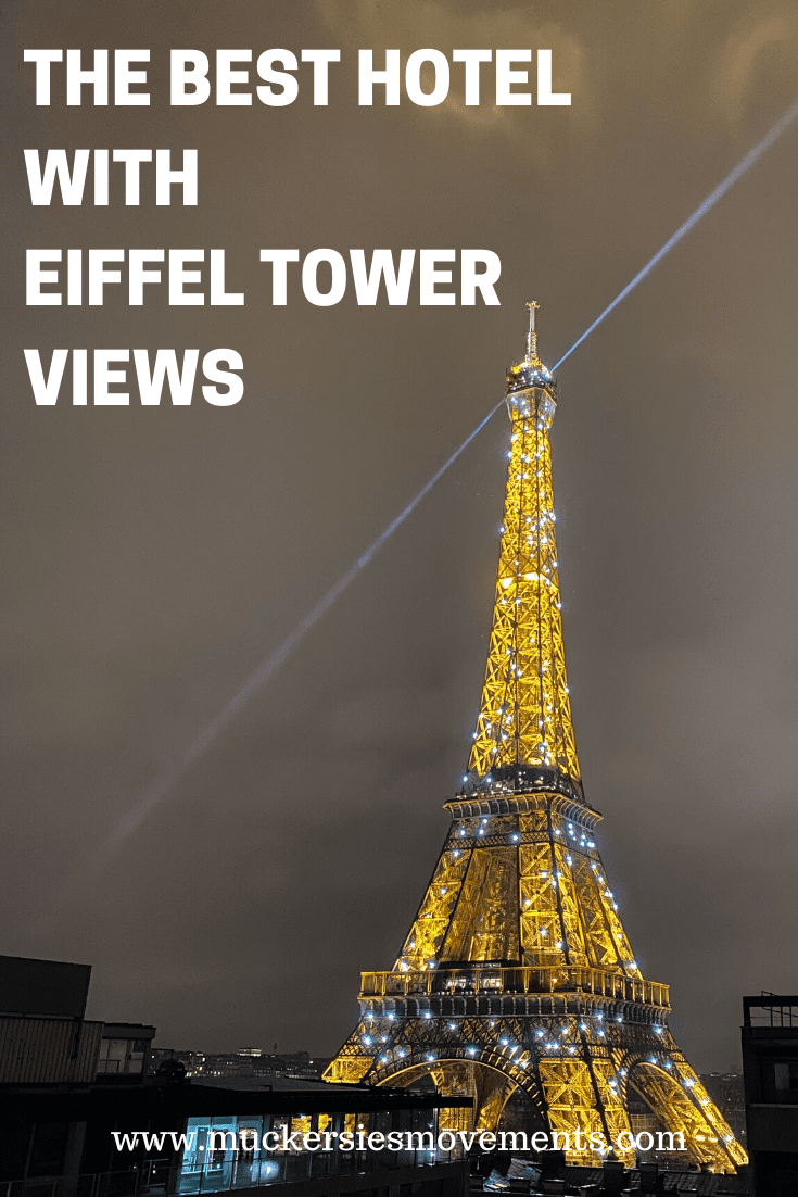 Best View of the Eiffel Tower
