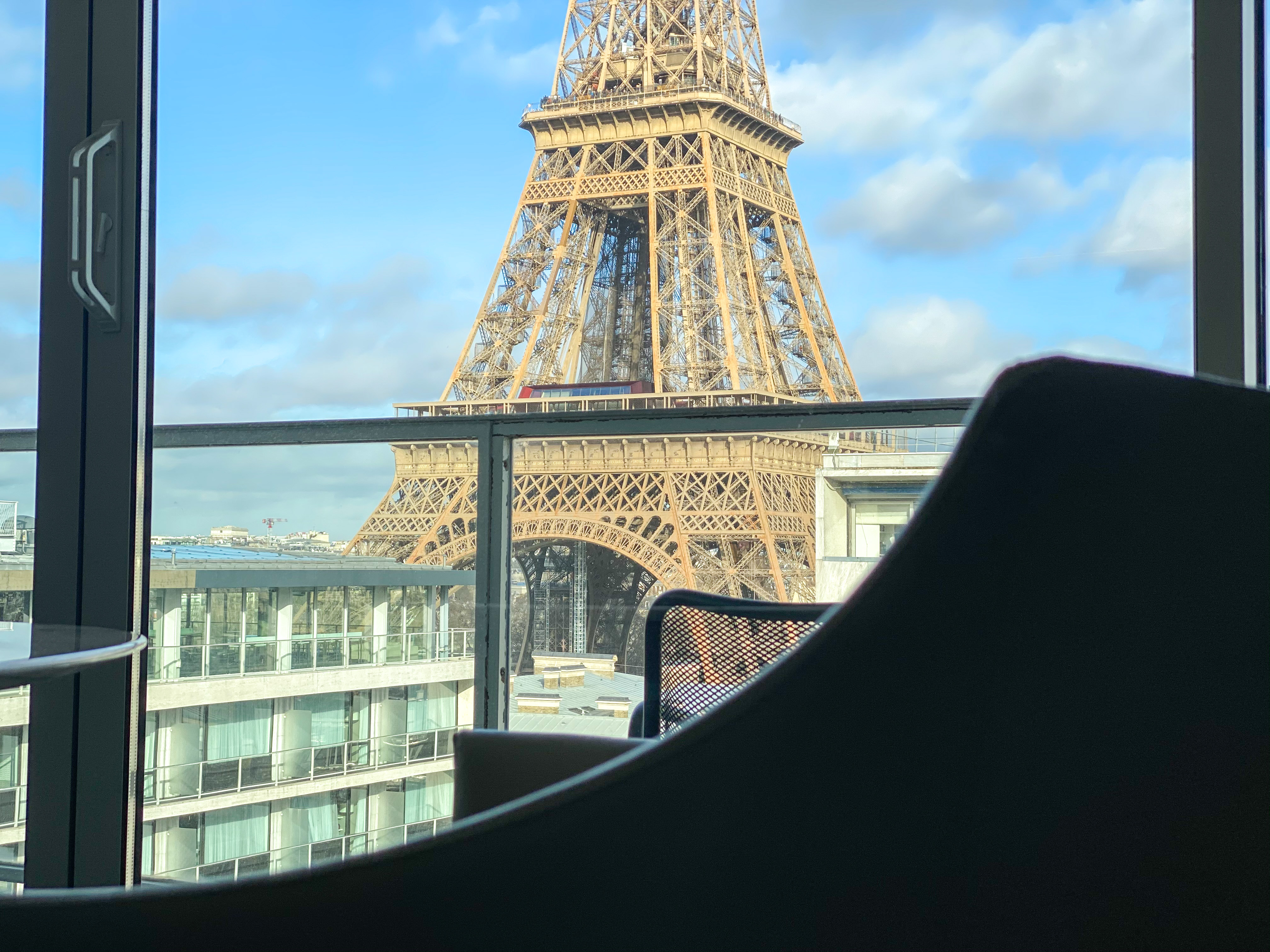 Best Room View Eiffel Tower